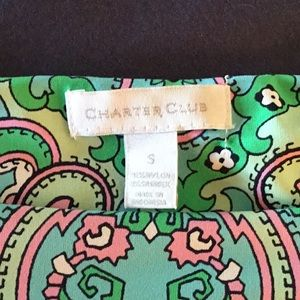 Charter Club Tops - Charter Club 3/4 sleeve top